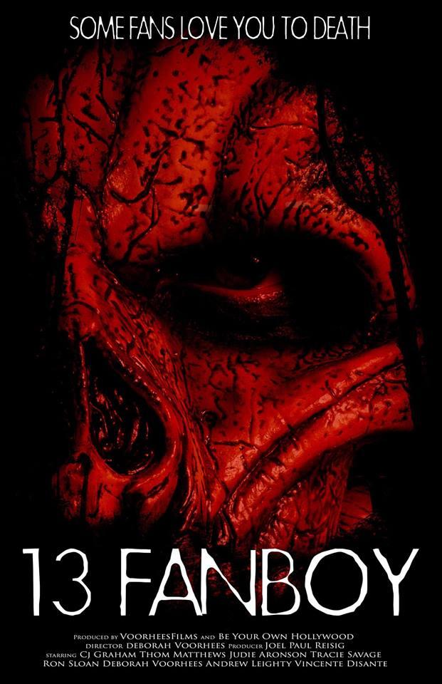 """Conoce """"13 Fanboy"""", la nueva y sangrienta película tributo a la franquicia Viernes 13"""