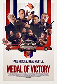 Jack O'Connell, Richard Riehle, Mason Hill, Will Blomker, Seamus Dooley, James Hamblin, and Jason Schumacher in Medal of Victory (2016)