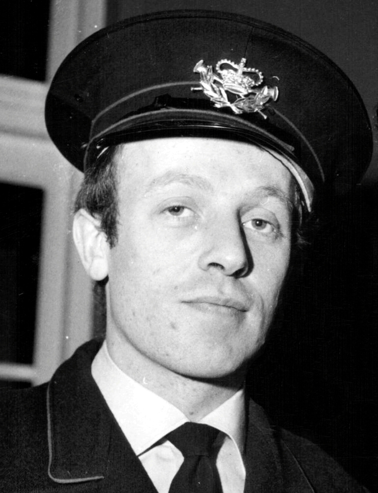 Stanley Caine at an event for Billion Dollar Brain (1967)