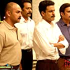Manoj Bajpayee and Jimmy Sheirgill in Special Chabbis (2013)