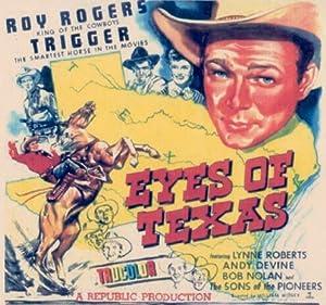 Where to stream Eyes of Texas