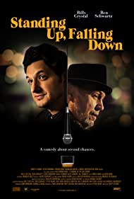 Billy Crystal and Ben Schwartz in Standing Up, Falling Down (2019)