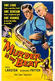 Murder Is My Beat Poster