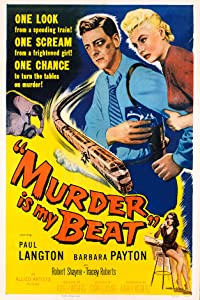 Top most downloaded movies Murder Is My Beat by Edgar G. Ulmer [2048x2048]