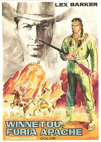 Winnetou the Warrior