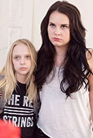 Jessica Belkin and Arden Rose in Occupy Alice (2015)