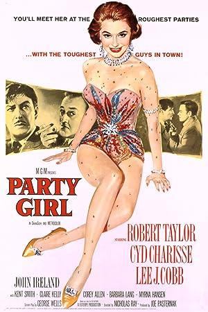 Film-Noir Party Girl Movie