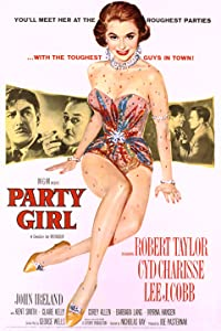 Movies clips film download Party Girl by Harold Daniels [640x480]