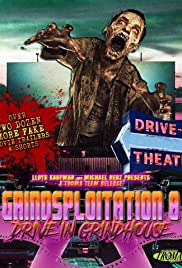 Drive-In Grindhouse Poster