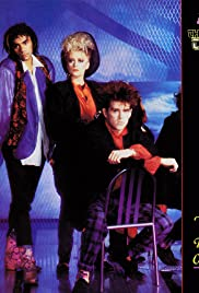Thompson Twins: Lay Your Hands on Me Poster