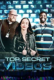 Brian Posehn, Ron Funches, and Ali Kolbert in Top Secret Videos (2020)