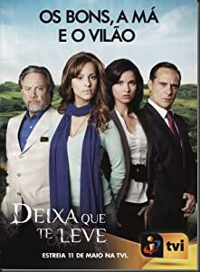 Websites to watch a full movie Deixa Que Te Leve Portugal [mov]