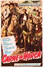 Carne de horca (1953) Poster