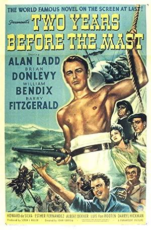Permalink to Movie Two Years Before the Mast (1946)