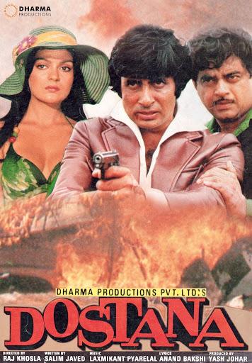 Dostana 1980 Hindi Movie 550MB HDRip ESubs Download