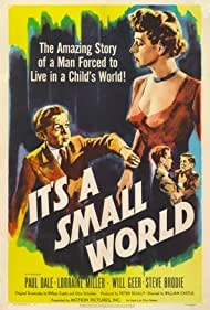 It's a Small World (1950) Poster - Movie Forum, Cast, Reviews