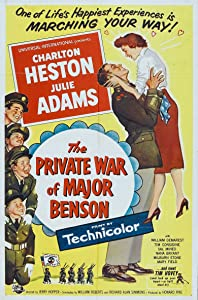 MP4 movie trailers free download The Private War of Major Benson [QHD]