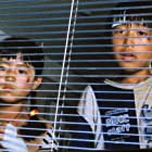Kazuki Futami and Maya Fujisawa in Mosura (1996)
