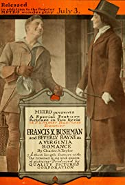 A Virginia Romance Poster