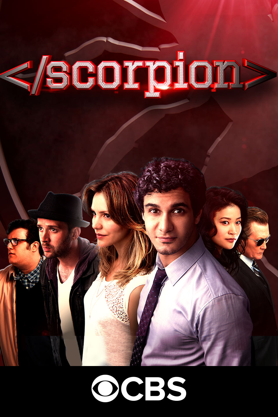 Scorpion Tv Series 20142018 Imdb