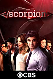 Scorpion Poster - TV Show Forum, Cast, Reviews
