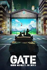 Gate: Jieitai Kanochi nite, Kaku Tatakaeri (2015)