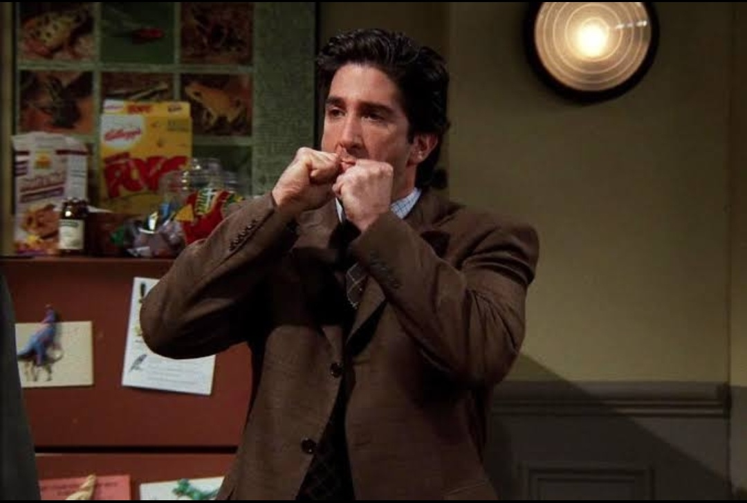 The One with Ross's Sandwich (1998)