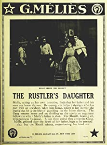 Watch psp movies The Rustler's Daughter [1080i]