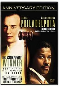 Tom Hanks and Denzel Washington in People Like Us: Making 'Philadelphia' (2003)