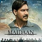 Ajay Devgn in Maidaan (2021)