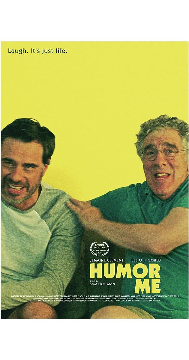 Subtitle of Humor Me