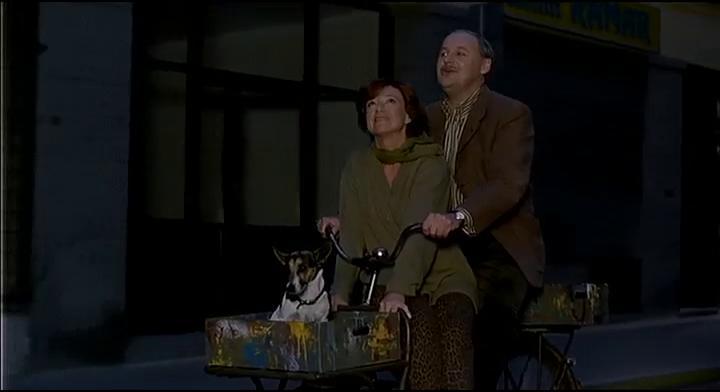 Knut Agnred and Kerstin Granlund in Monopol (1996)