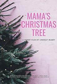 Mama's Christmas Tree Poster