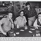 Gary Busey, Keith Carradine, Saul Rubinek, and Nick Mancuso in Half a Lifetime (1986)