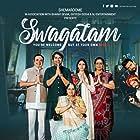Katha Patel, Brinda Rawal, Chetan Dhanani, Vandana Pathak, Jay Upadhyay, Malhar Thakar, and Ojas Rawal in Swagatam (2021)