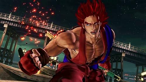 Samurai Shodown: Kazuki Kazama Trailer