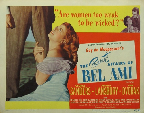 The Private Affairs of Bel Ami (1947)