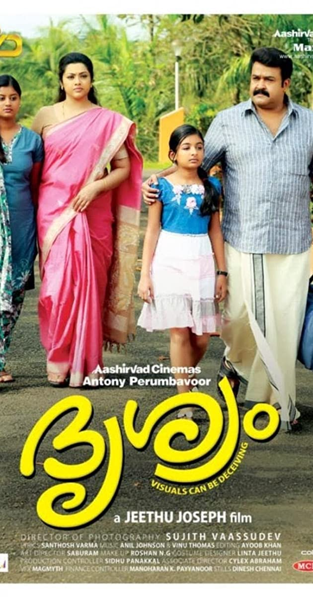 Watch Full HD Movie Drishyam (2013)