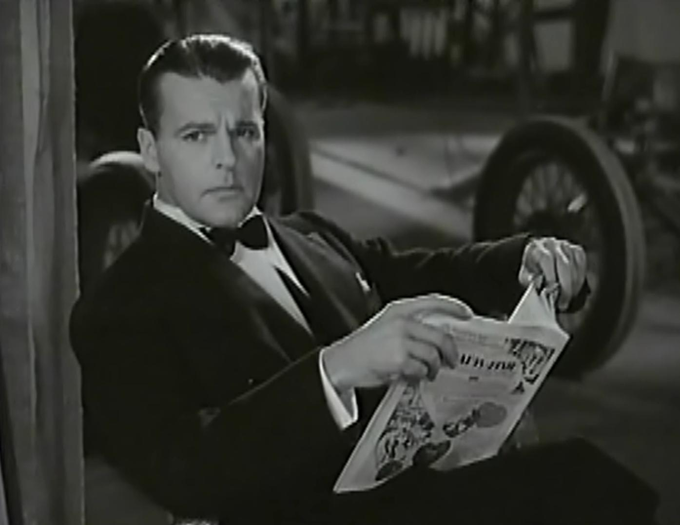 Neil Hamilton in What Price Hollywood? (1932)