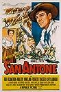 San Antone (1953) Poster