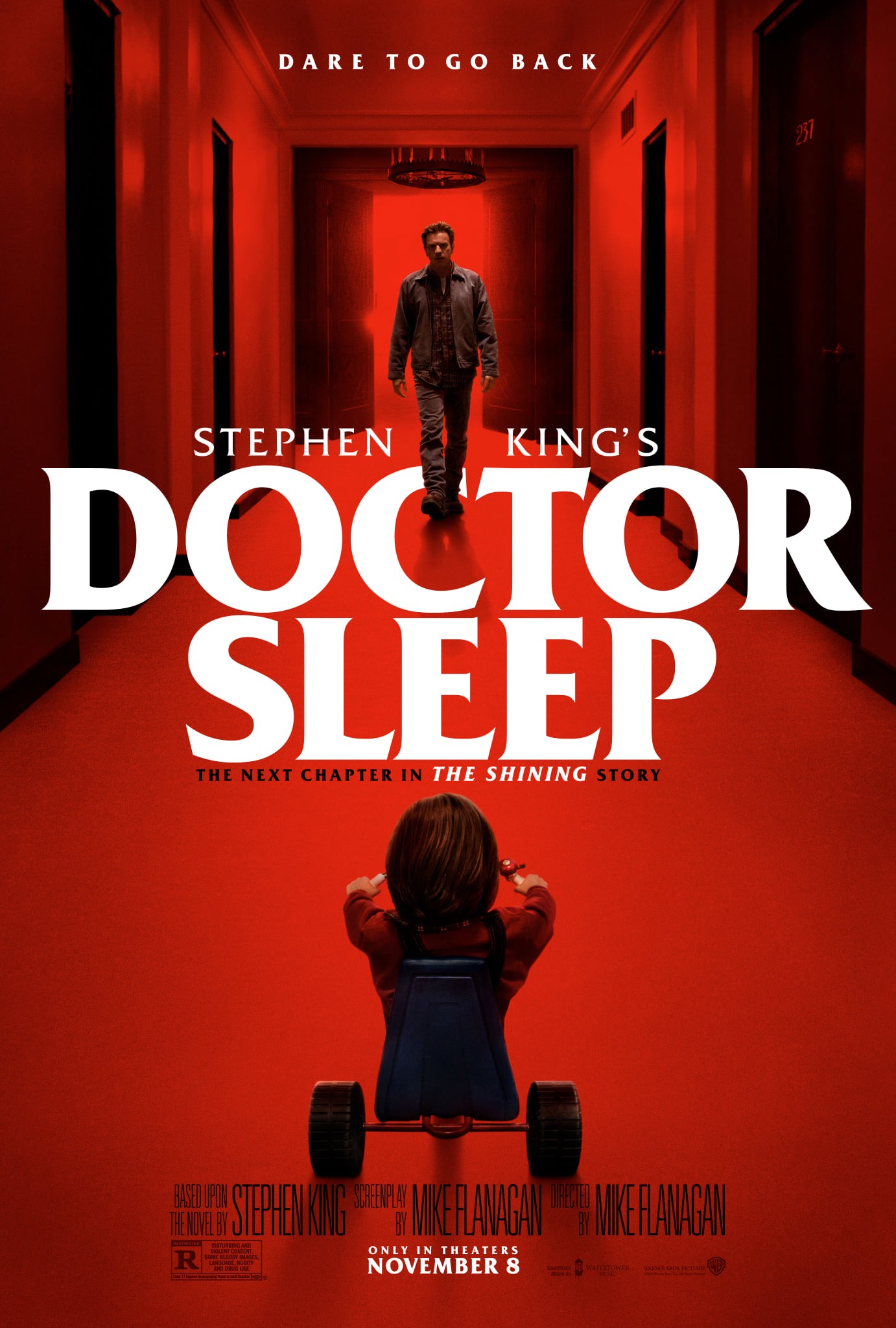 Daktaras Miegas (2019) / Doctor Sleep