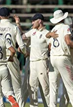 English cricket team in South Africa in 2019-20