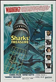 Sharks' Treasure (1975) Poster - Movie Forum, Cast, Reviews