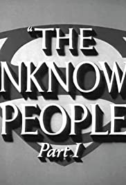 The Unknown People: Part I Poster