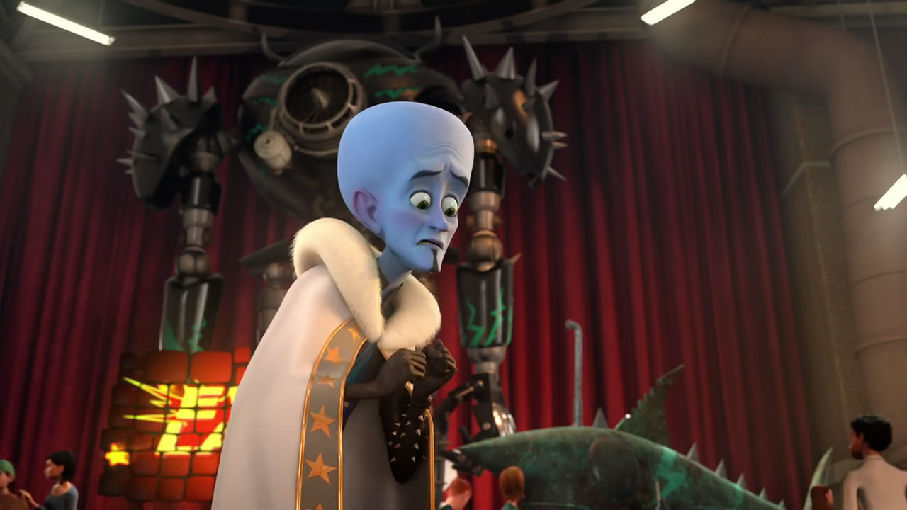 Will Ferrell in Megamind: The Button of Doom (2011)
