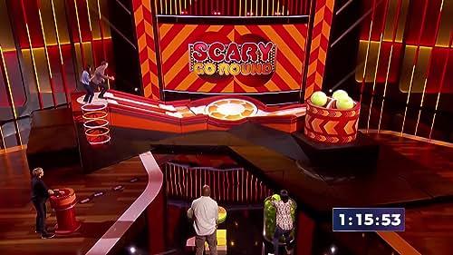 Ellen's Game Of Games: Contestants Get Competitive