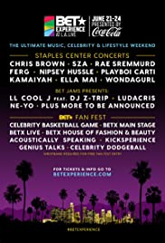 BET Experience: Celebrity Basketball Game