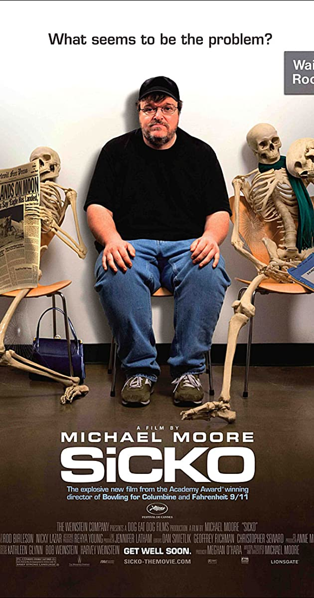 Analysis Of Michael Moore 's ' Sicko '