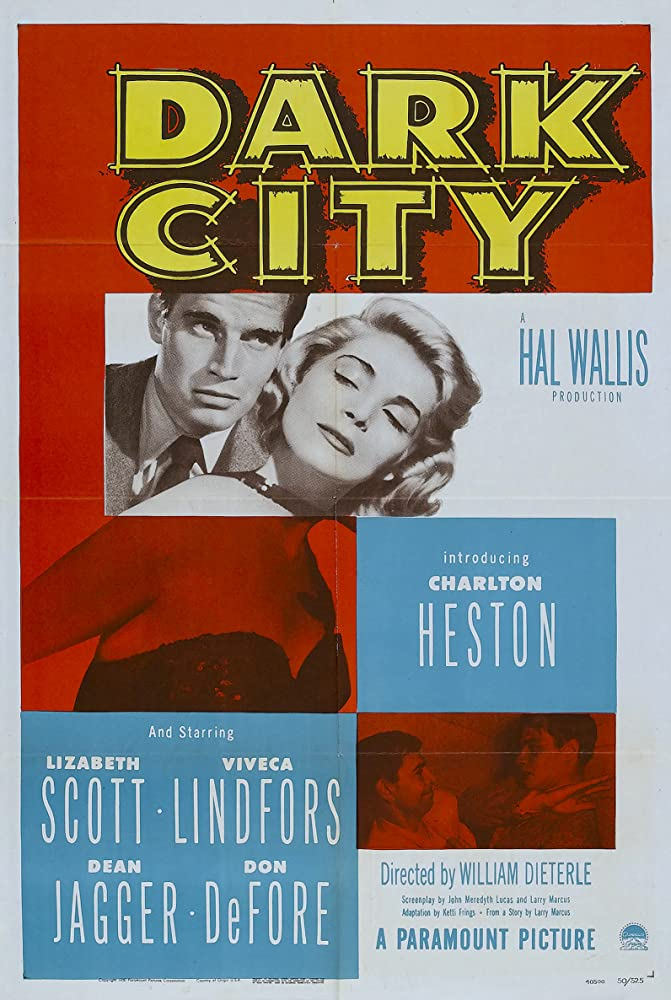 La città nera (1950) HD