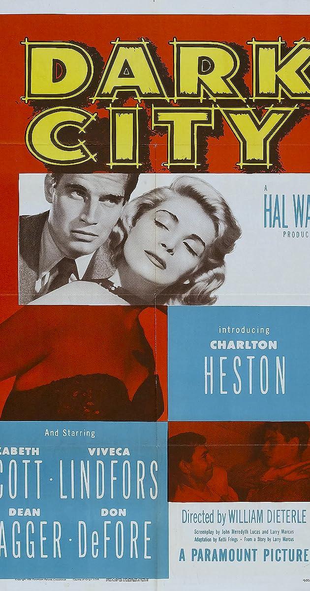 Dark City (1950) Subtitles